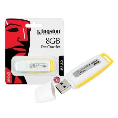 Flashdisk Kingston G3 Baru 8gb pendrive penna usb kingston 8gb g3 originale in confezione blister sigillata outlet accessori