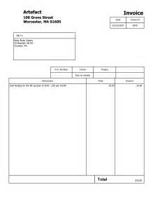 Free Invoice Templates To by Invoice Template Pdf Printable Invoice Template