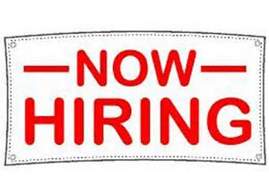 Hiring In Now Hiring Personnel Part Time Grubbs