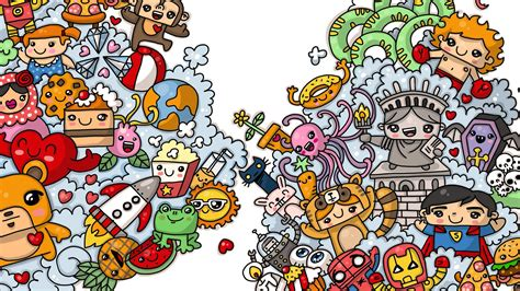 doodle graffiti kawaii graffiti artrave doodle speed drawings by garbi