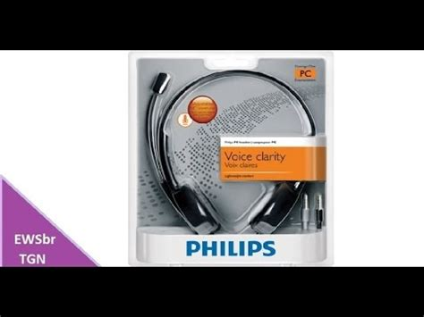 Headset Philips Shm 3550 dica review headset philips shm 3550