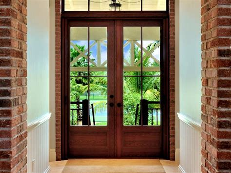 Impact Glass Entry Doors Aluminum And Fiberglass Entry Doors