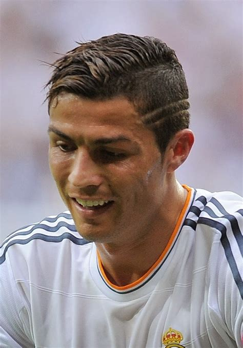 ronaldo hair lines this texas 6th grader was threatened with suspension all