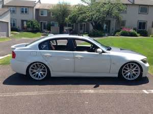 06 Bmw 330i Buy Used Lowered White And Matte Black Unique Style 06