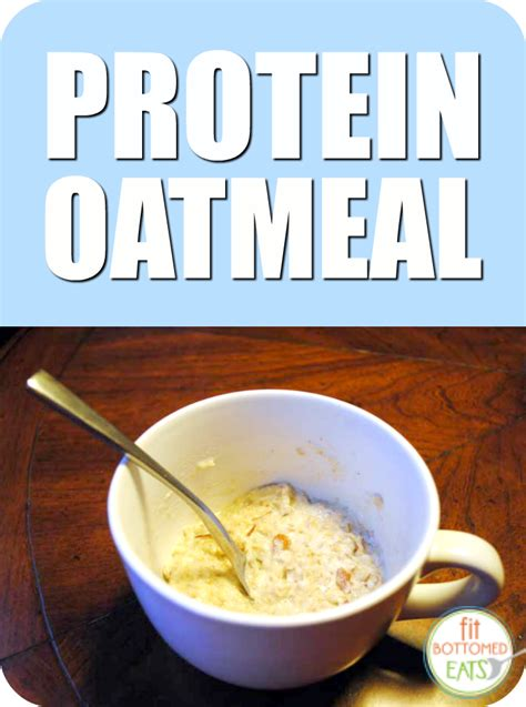 protein in oatmeal your protein oatmeal gets hectic