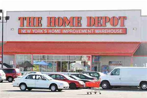 home depot s vision statement mission statement