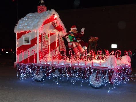lighted christmas parade ideas lighted parade