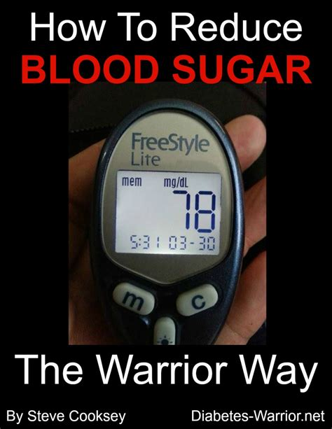 How To Reduce Blood Sugar Naturally