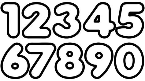 Number Drawing 0 To 9 learn to count 0 to 9 numbers with animation drawing and