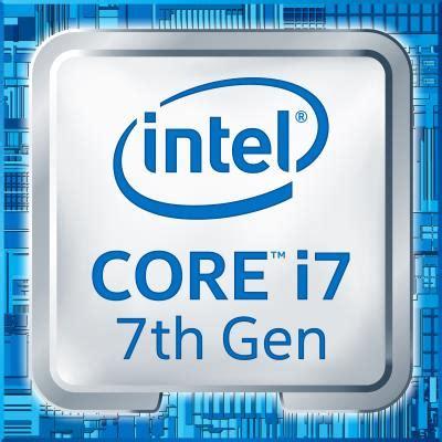 intel core i7 7700hq high end quad core laptop processor