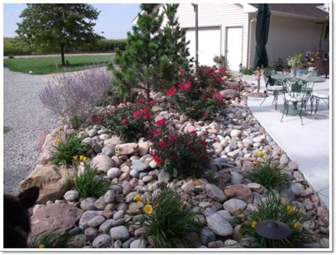 River Rock Garden Ideas 30 Beautiful Rock Garden Design Ideas
