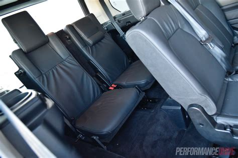 land rover discovery sport rear seats fold 2016 land rover discovery sdv6 hse third row seat