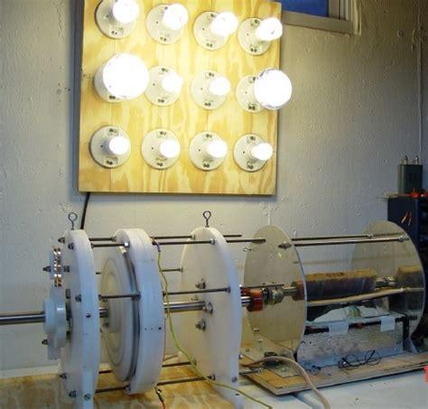 fuelless generator or free energy generator science