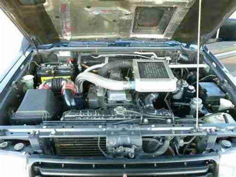 buy used 1997 mitsubishi montero sr 4m40 pagero turbo diesel engine 4x4 in dallas texas