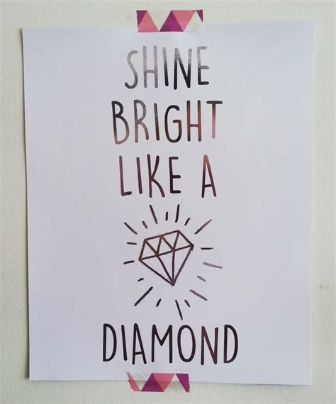the prints world shine bright like a diamond art prints finding myself young mummy must have review papercake