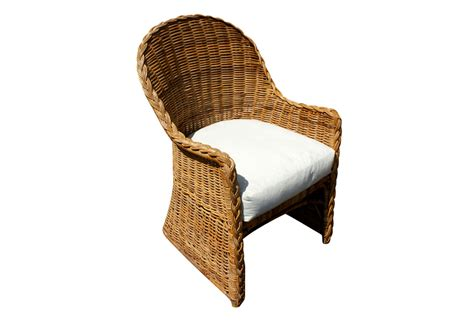 Woven Chair by Rattan Woven High Back Lounge Chairs Omero Home