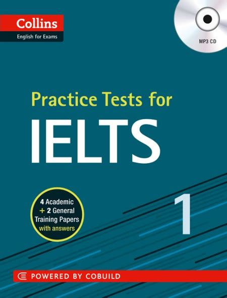 ielts practice tests ielts general book with 140 reading writing speaking vocabulary test prep questions for the ielts books collins practice test for ielts 1 pdf audio