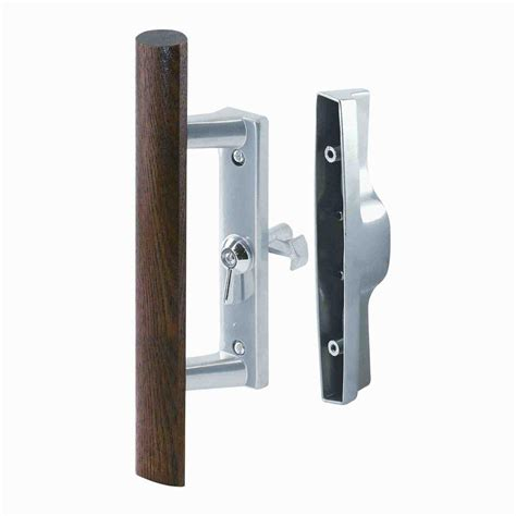 Locks For Sliding Glass Doors by Prime Line Universal Sliding Glass Door Lock Kit