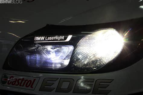 bmw laser bmw z4 gt3 with innovative laser light technology