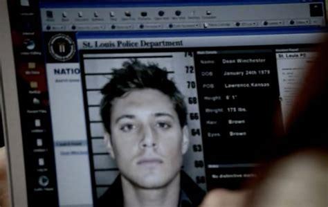 Dean Winchester Criminal Record Dean S Record Wiki