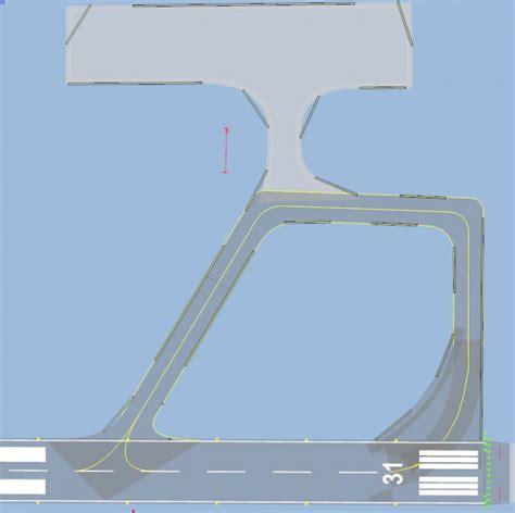 airport design editor library blue l lights fsx fsx for designers avsim su