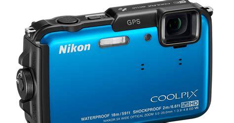 Kamera Nikon Yang Termurah kamera kalis air yang termurah terbaik