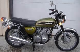 Vintage Honda 550 Four Motorcycle. on cb900f honda wiring diagram