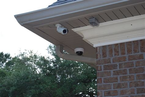 exterior home security cameras dummy outdoor security