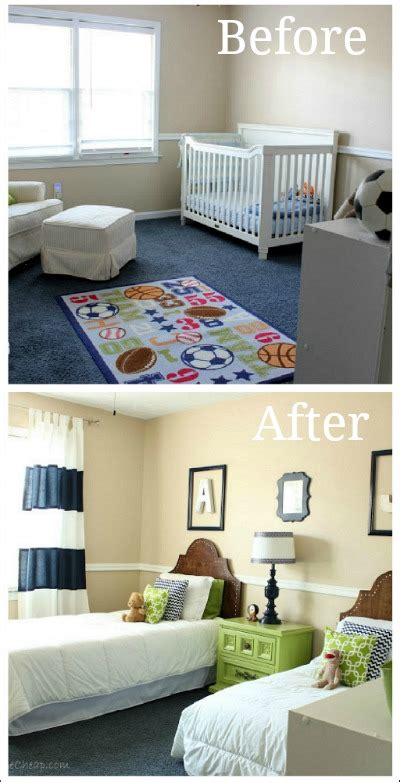 before and after decor before and after decorating pictures