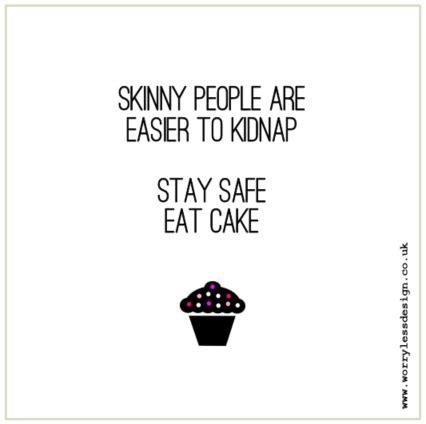 safe cake stay safe eat cake