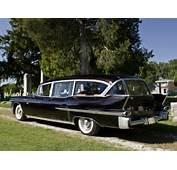 1958 Cadillac Superior Beau Monde Combination 8680S