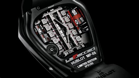 Hublot Ferrari by Watches And Formula 1 Episode 2 Ferrari And Hublot