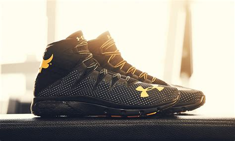 dwayne the rock johnson under armour dwayne johnson s first under armour sneaker is available now