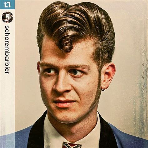 the teddy boys hairstyle 10144 best perfect male hair images on pinterest male