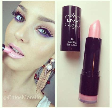 Normal Lipstik Nyx 25 best ideas about baby pink lipsticks on
