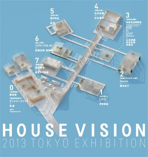 vision house 未来の家と暮らしが見える house vision 2013 tokyo exibition 開催