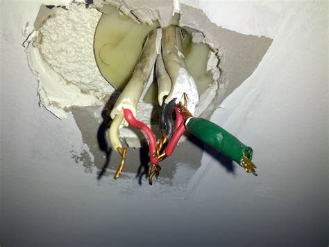 electrical why is my australian light fixture wired this