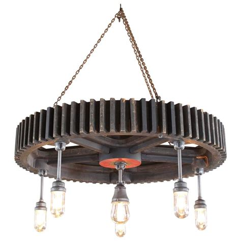 Industrial Hanging Pendant Lights Chandelier Vintage Industrial Pattern Wood And Glass Light Hanging Pendant L For Sale At
