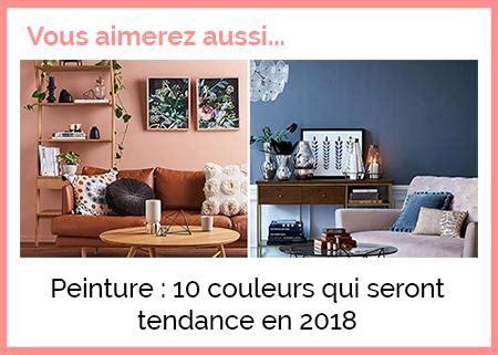 10 tendances décoration en 2018