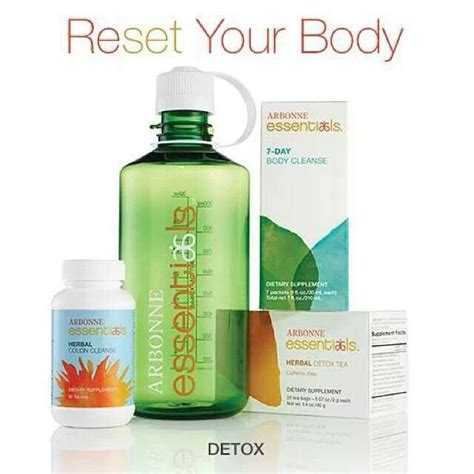 Detox Pills Forum by 24 Best Images About Arbonne 30 Day Detox On
