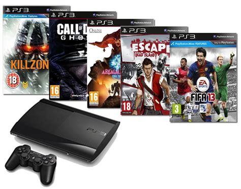 Sony Playstation 3 Ps3 Ps 3 Hdd 500gb Stik Wirel sony playstation 3 ps3 slim 500gb hdd a grade