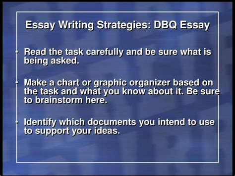 Dbq Essay Strategies by Ppt Regents Review Live Global History Geography Powerpoint Presentation Id 432912