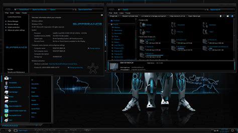 theme windows 10 custom sufferance blue for windows 10 creators update aka rs2 aka