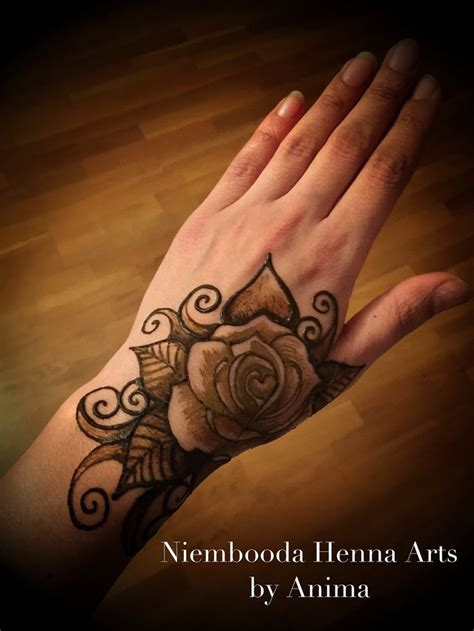 rose henna tattoo roses roses and roses henna designs by anima