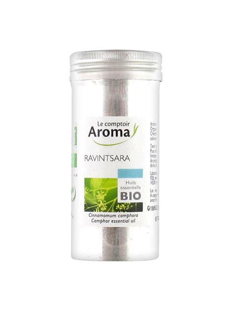 le comptoir aroma le comptoir aroma organic essential ravintsara 10ml