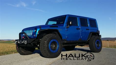 jeep hellcat offroad jeep wrangler hellcat 161 716 cv de locura offroad