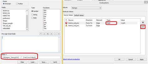 Arcgis Tutorial Network Dataset   arcgis network dataset 13 cursos gis tyc gis formaci 243 n