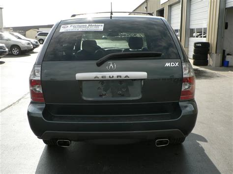 2004 acura mdx capacity 2004 acura mdx wallpapers 3 5l gasoline for sale