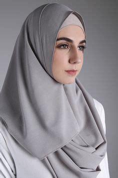 Pashmina Instan Syar I Pink shawl on