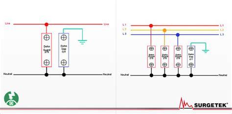 surge arrestor wiring diagram choke wiring poe wiring